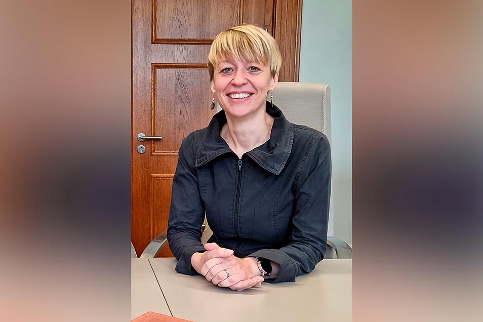 Judith Scholze übernimmt ab 2022 das Amt als Geschäftsführerin der Domowina.