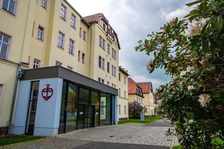 In der Fachklinik Bethanien in Hochweitzschen sind ab Montag wieder Besuche möglich.