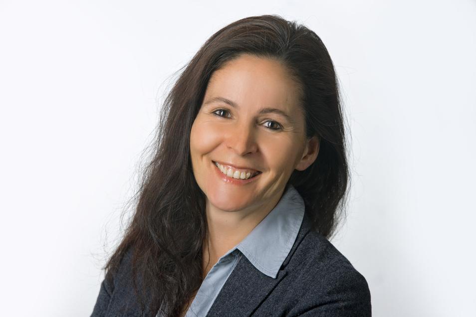 Dr. Peggy Kreller verantwortet das Regional- und Standortmarketing im Erzgebirge.