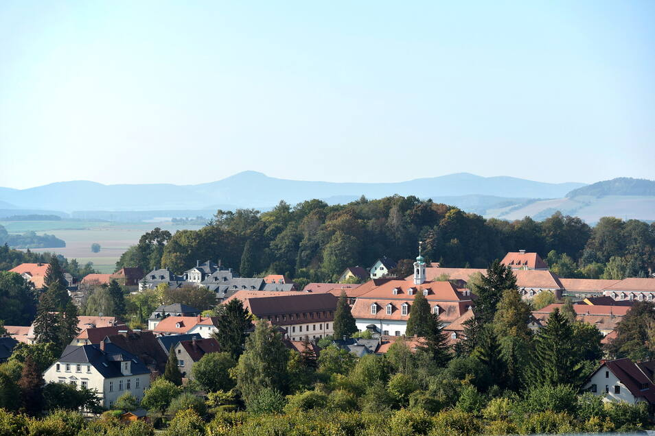 Die internationale Jury hat Herrnhut mit Bronze beim Europäischen Dorferneuerungspreis ausgezeichnet.