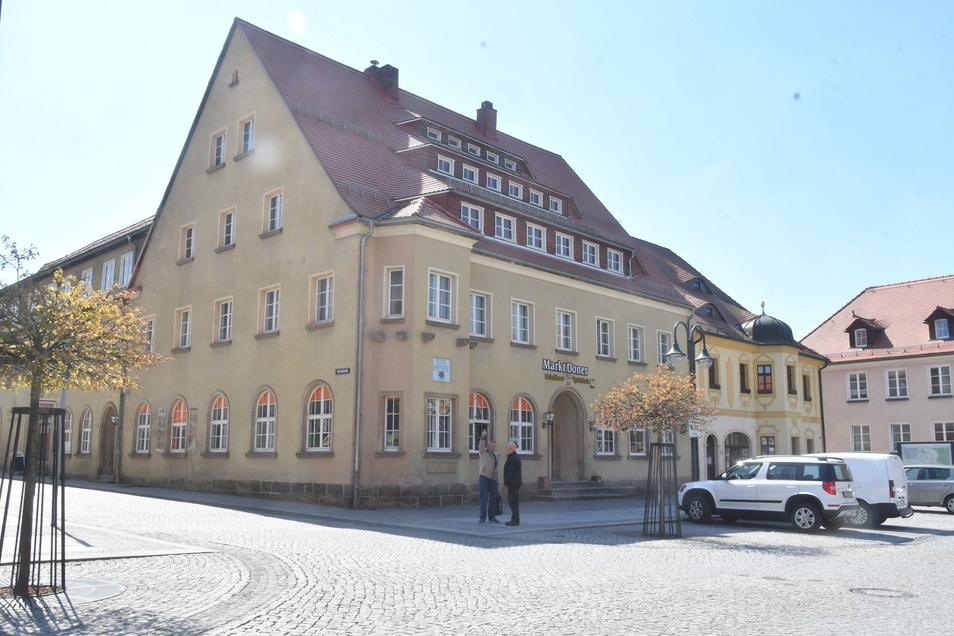 In den Gebäudekomplex Markt 23 sollte nicht nur das Museum einziehen, sondern auch die Tourist-Information sowie Büros aus dem Rathaus.