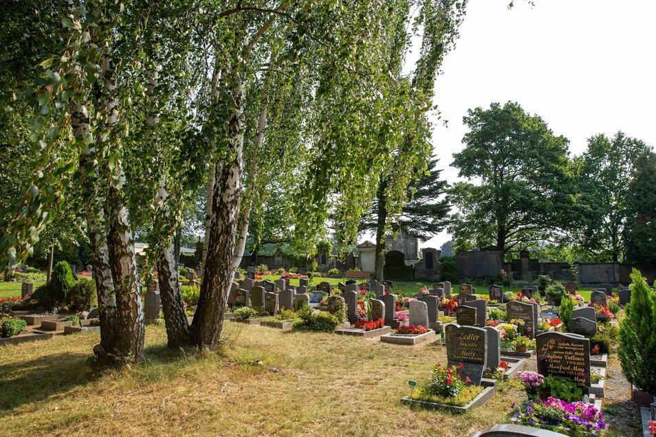 Auf dem Friedhof an der St.-Jacobi-Kirche in Neustadt sollen ab dem kommenden Frühjahr naturnahe und preisgünstige Bestattungen angeboten werden.