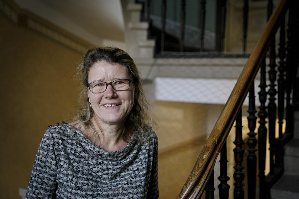Dorothea Kuhn von der Caritas in Görlitz ist dankbar für die Lichtblick-Hilfe, sagt ihren Klienten aber auch: Diese Hilfe gibt es nicht für jeden.