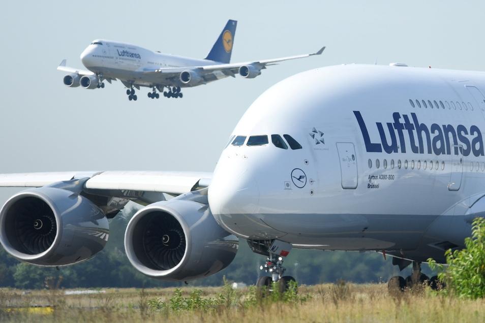 Die neue Begrüßungs-Regelung gilt für alle Airlines des Lufthansa-Konzerns einschließlich der Gesellschaften Austrian, Swiss, Eurowings und Brussels Airlines.