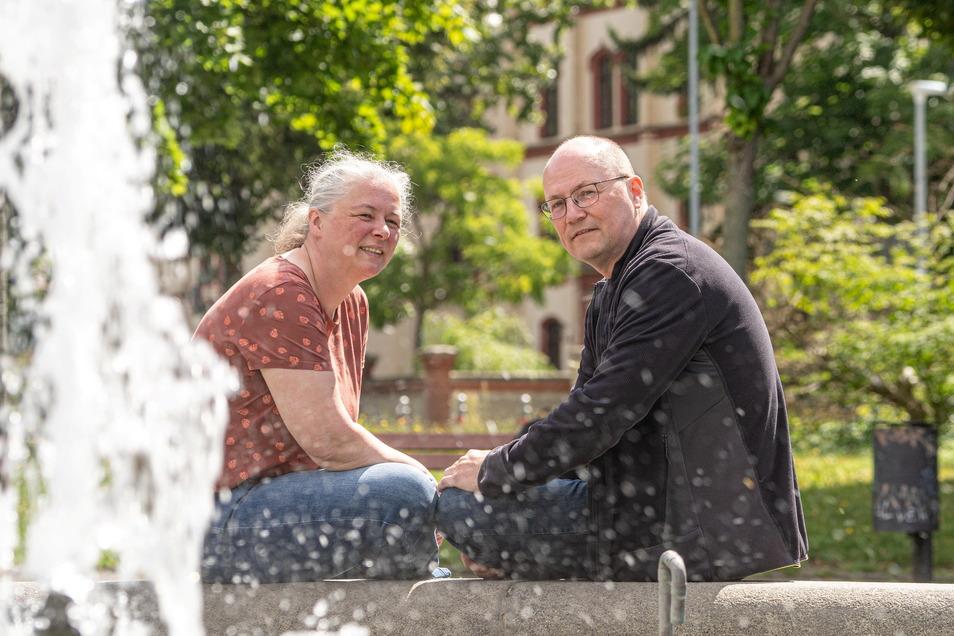 Michaela und Robert Marschall aus Bautzen sind seit 13 Jahren Pflegeeltern. Weitere Familien, die Pflegekinder aufnehmen, werden gesucht.