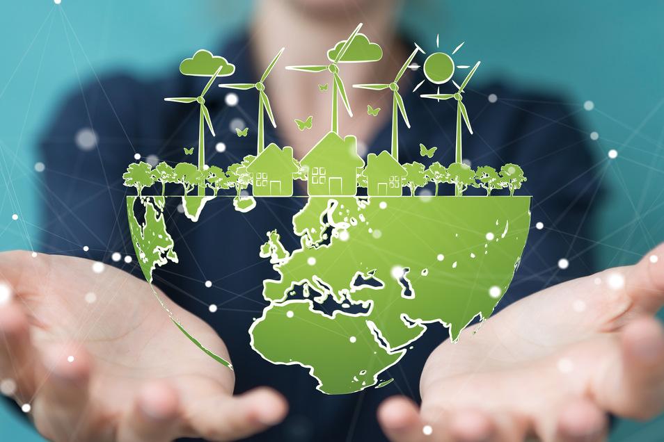 Unternehmen, die konkrete Projekte zum Umwelt- und Klimaschutz umgesetzt haben, können sich für den den Deutschen Umweltmanagement-Preis bewerben.