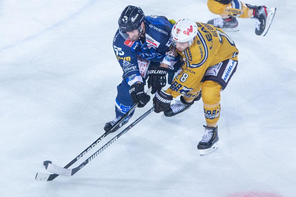 Dresdner Eislöwen und Lausitzer Füchse haben die nächsten Niederlagen kassiert.