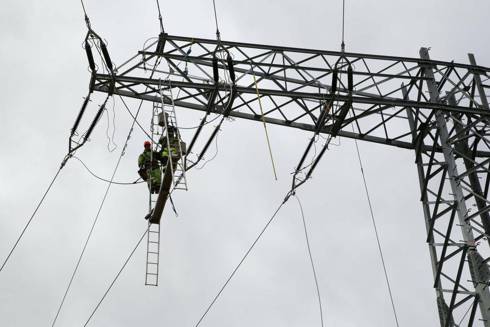 In großen Teilen von Weinhübel und der Südstadt ist am Montag der Strom ausgefallen.