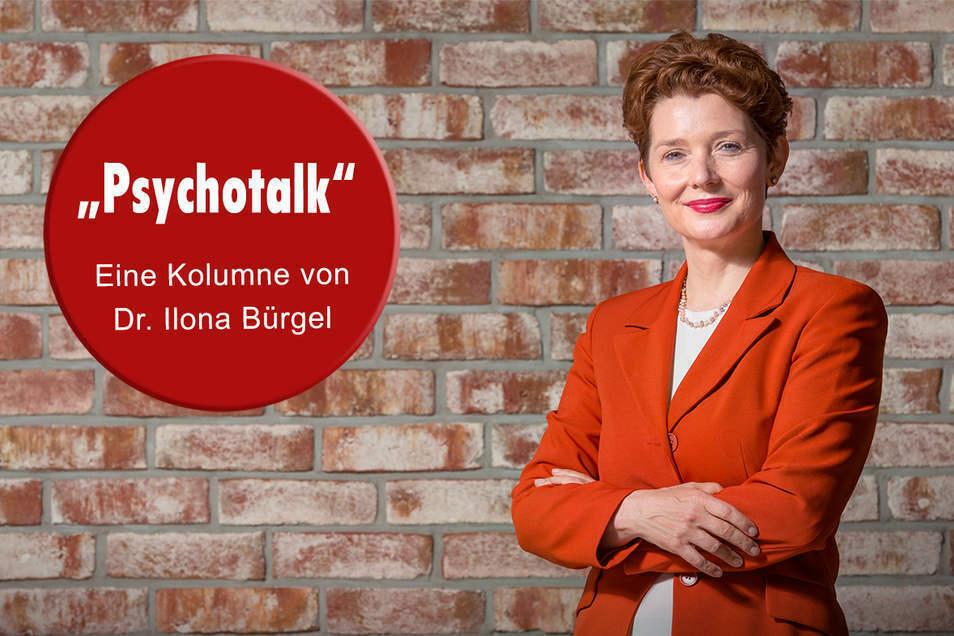 Dr. Ilona Bürgel ist Diplom-Psychologin und in Dresden u. a. als Coach und Autorin tätig. ©