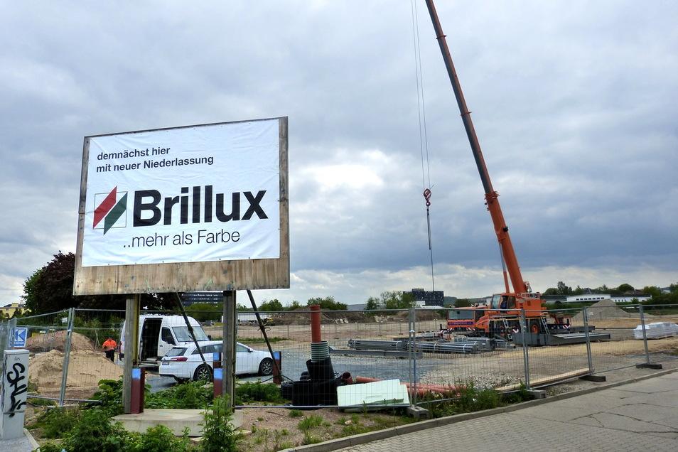 So könnte es demnächst auch in Görlitz aussehen: Die Firma Brillux baut eine neue Niederlassung.