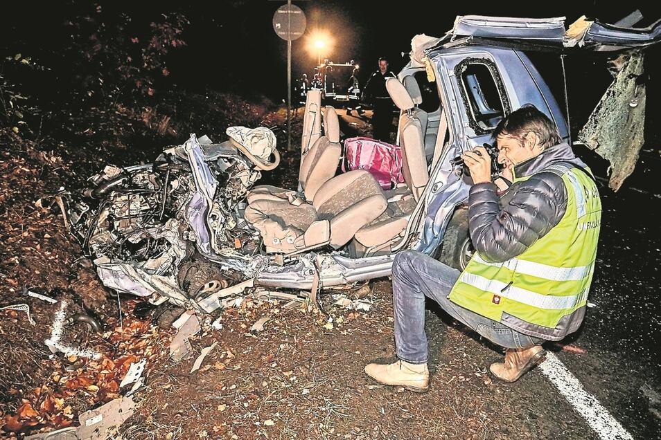 Diesen Unfall überlebte eine 20-Jährige nicht.