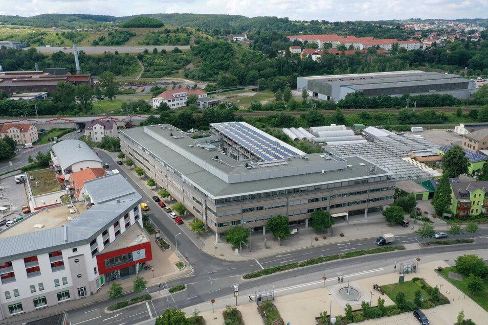 Das Technologiezentrum in Freital ist eine Erfolgsgeschichte geworden. Nun gibt es weitere Pläne.