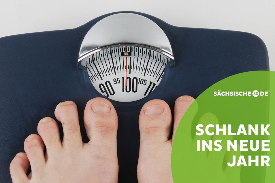 Hormone sind im Körper für das Gewicht verantwortlich.