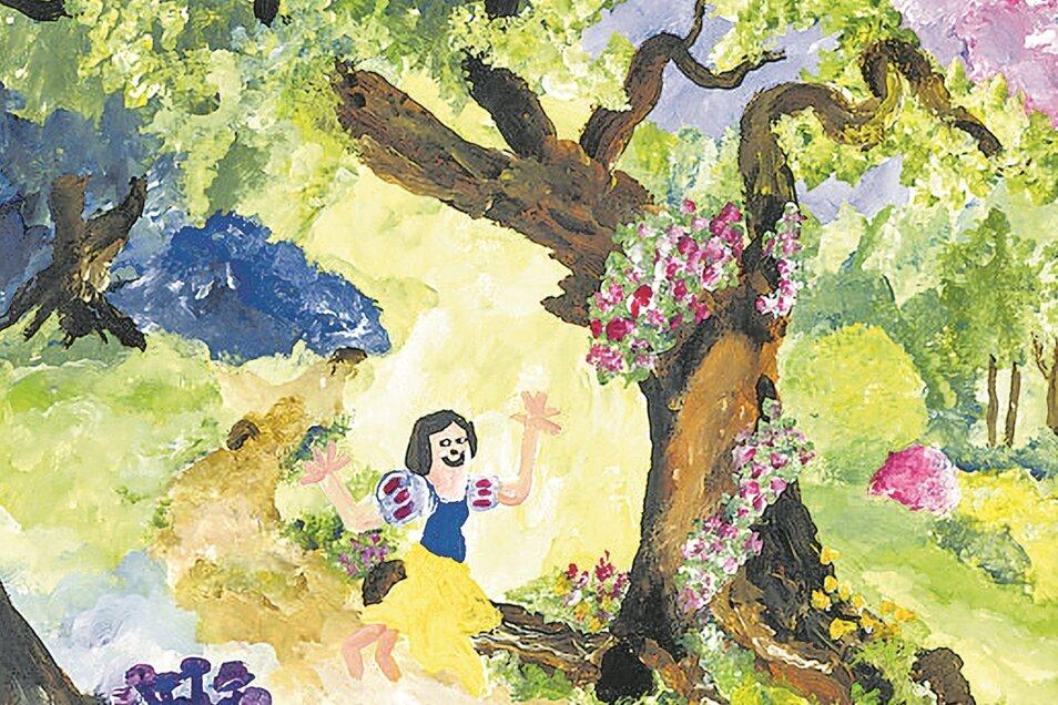 """Mal sieht """"Oh, eine Pflanze!"""" aus wie ein Kinderbuch, mal wie Kunst, mal wie ein Comic und mal wie ein klassisches Lehrwerk. Tatsächlich ist dieser wunderbare Wald- und Wiesenführer das alles zusammen."""