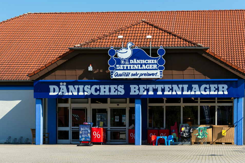 Der Fachmarkt Am Fuchsberg braucht mehr Platz. Deshalb wird innen umgebaut.