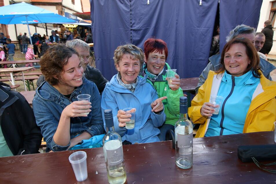 Die Leisniger freuen sich sehr, mal wieder auszugehen. Das Altstadtfest wurde sehr gut angenommen. Weitere Feste stehen in Leisnig in naher Zukunft an.