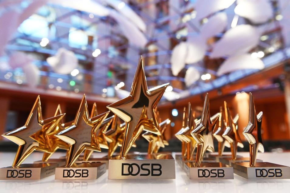 """Der Wettbewerb """"Sterne des Sports"""" ist eine Initiative des Deutschen Olympischen Sportbundes (DOSB) und der Volksbanken Raiffeisenbanken in Deutschland."""