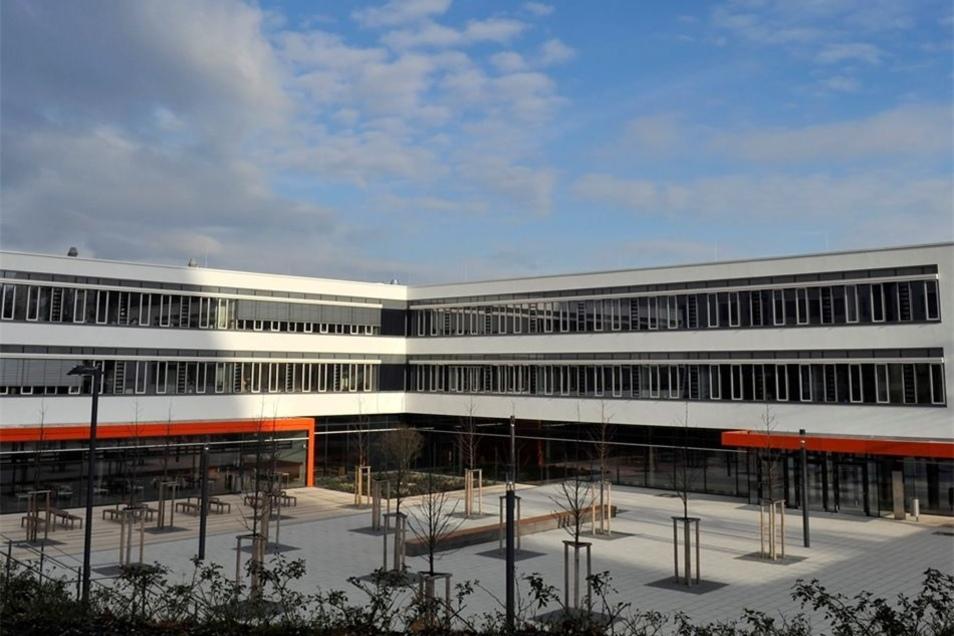 Das Vitzthum-Gymnasium