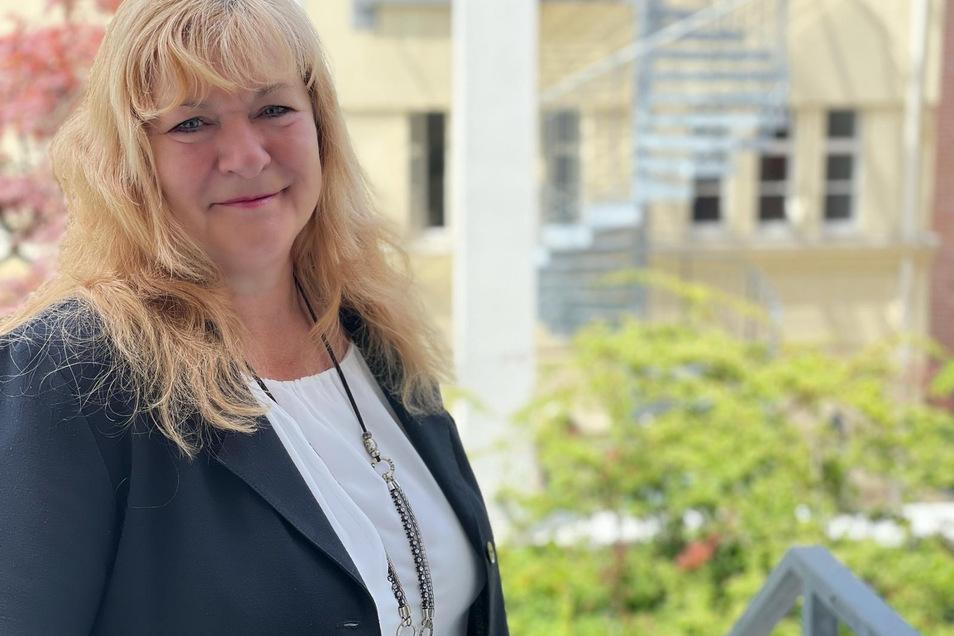 Petra Hascha führt nun die Geschäfte der Sparkassenstiftung im Landkreis Görlitz.