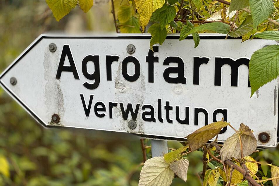 Die Agrofarm spielt auch als Arbeitgeber und Steuerzahler in Rosenbach eine wichtige Rolle - und nun auch bei der Demo von Fridays for Future.