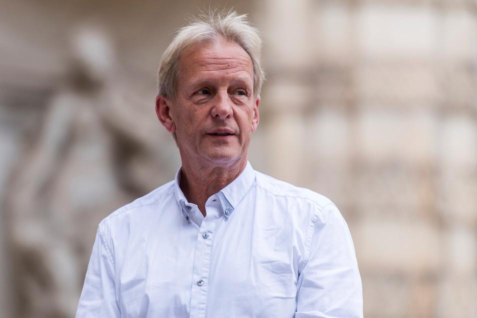 Jens Heinig ist bei Dynamo bereits seit 2014 Vorsitzender des Aufsichtsrates - und er bleibt es weiter.