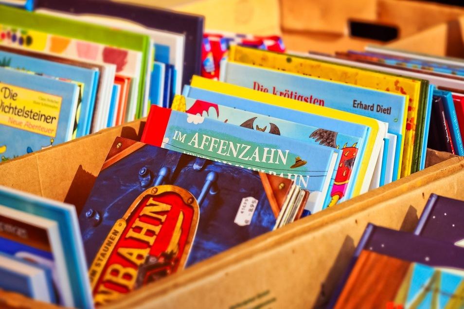 Langweilige Bücher? Nicht für Kinder. Sie lieben Wiederholungen und einfache Handlungsstränge.
