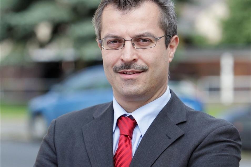 Rechtsanwalt Maik Weise.