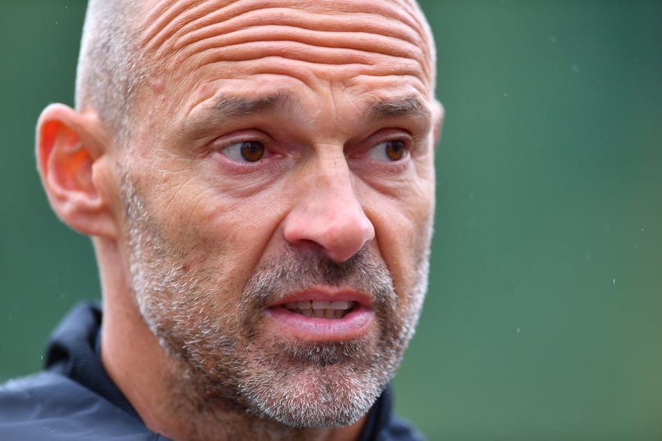 Die Sorgenfalten von Trainer Alexander Schmidt werden größer. Am Freitag und Samstag kamen weitere Verletzte dazu.