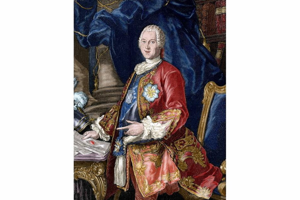 Hinter Heinrich von Brühls Verhalten ist keine Strategie zu entdecken, eher die Begabung, über einen langen Zeitraum hinweg keine Fehler zu machen.