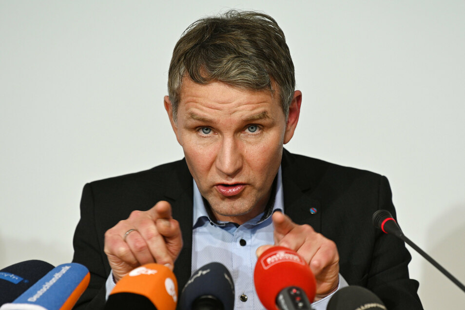 Björn Höcke will am 4. März in Thüringen antreten.