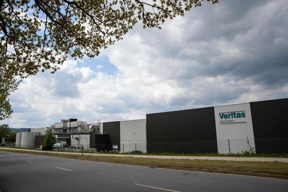 Die dunklen Wolken über Veritas in Neustadt haben sich noch nicht ganz verzogen, lichten sich aber.