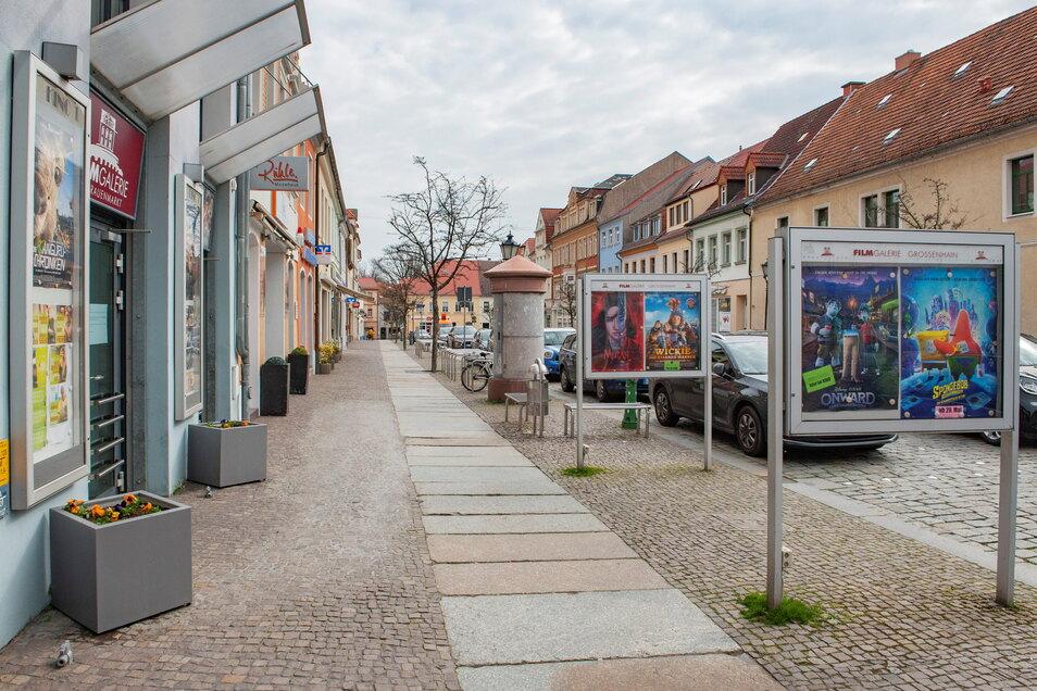 Für viele Großenhainer ist der Frauenmarkt sicherlich ein Lieblingsort. Andere Röderstädter finden andere Straßen und Plätze schön. Doch: welche sind das?