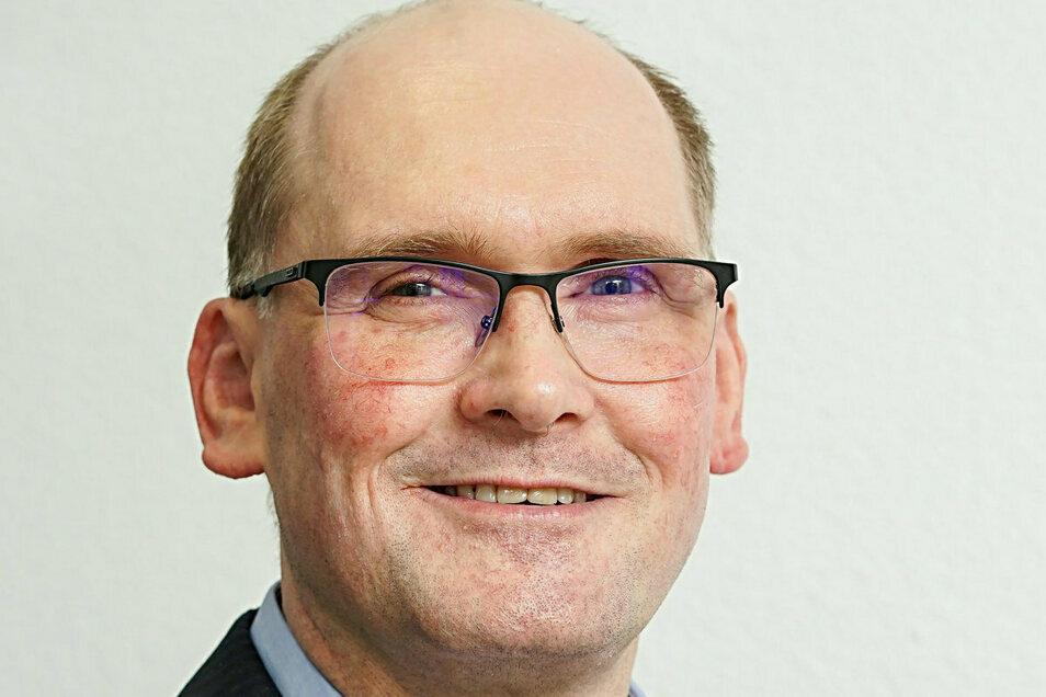 Sirko Rosenberg leitet die Oberlausitz-Geschäftsstelle des Bundesverbandes mittelständische Wirtschaft (BVMW) in Bautzen. Er fordert bessere Regeln zur Bekämpfung von Corona.