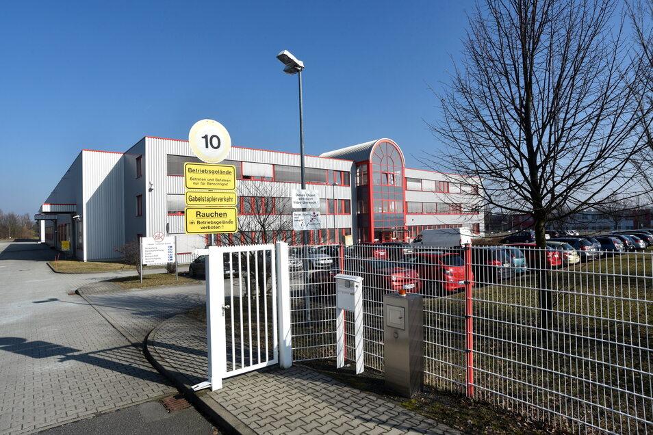 Die Zittauer Kunststoff GmbH (Zik) hat ihren Sitz im Gewerbegebiet Weinau.