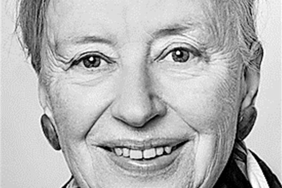 Helga Schönherr (69), FDP-Kandidatin