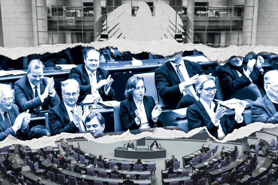 Die AfD hat den Bundestag verändert.