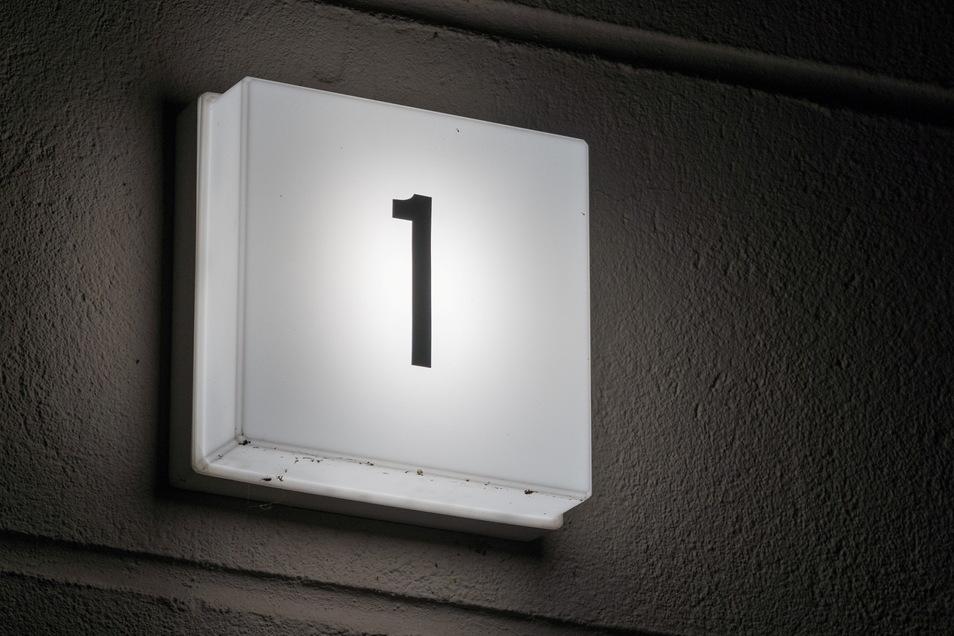 Einige Hausnummern an der Lohmener Straße in Pirna werden umgeschrieben.