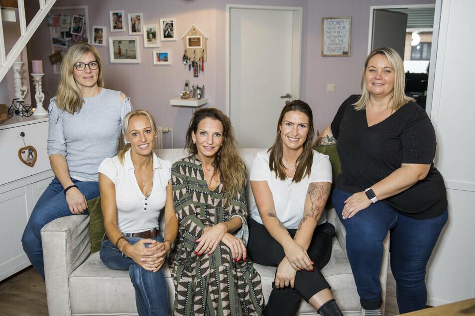 Diese fünf Mütter haben einen Sexfilm gedreht - hinter der Kamera. Und damit Sat1 ein bisschen Quote verschafft.