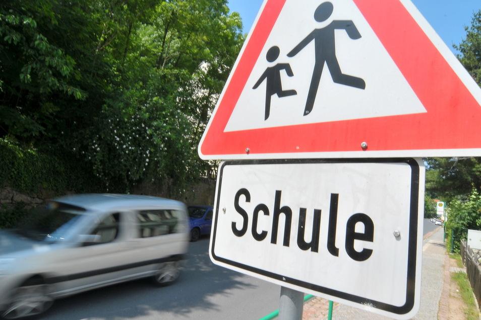 Grundschüler und Straßenverkehr - in Freital wird jedes Jahr erhoben, wo es Verbesserungsbedarf gibt.