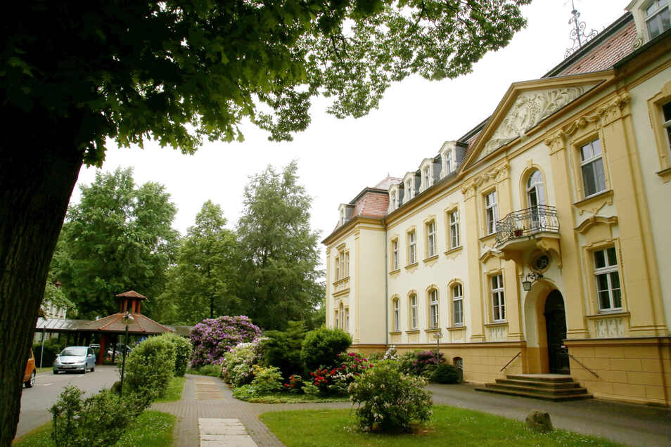 Das Altenpflegeheim Abendfrieden in der Nieskyer Plittstraße. Es gehört zu den Einrichtungen von Emmaus.