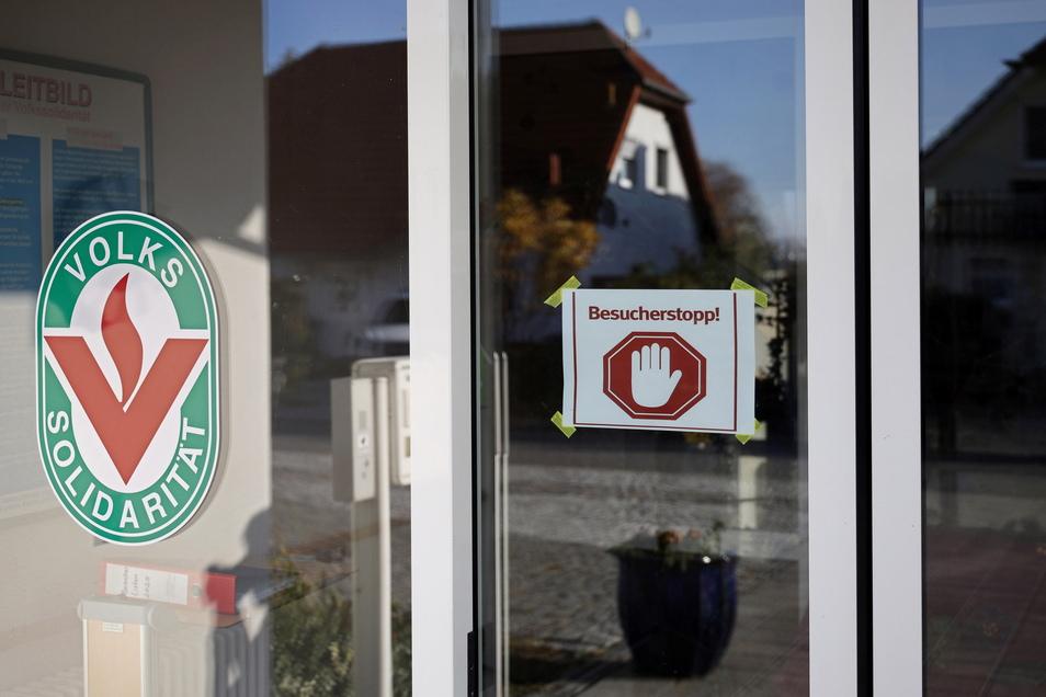 Eine Seniorenresidenz der Volkssolidarität in der Region: 700 Mitarbeiter sind bei der VS Elbtalkreis-Meißen beschäftigt. Aktuell herrscht Unruhe im Verein.