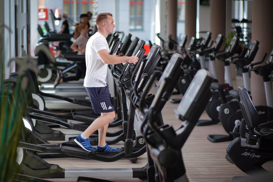 """""""Konnte es kaum erwarten"""": Sebastian Bormann trainiert ab jetzt wieder jeden Tag."""
