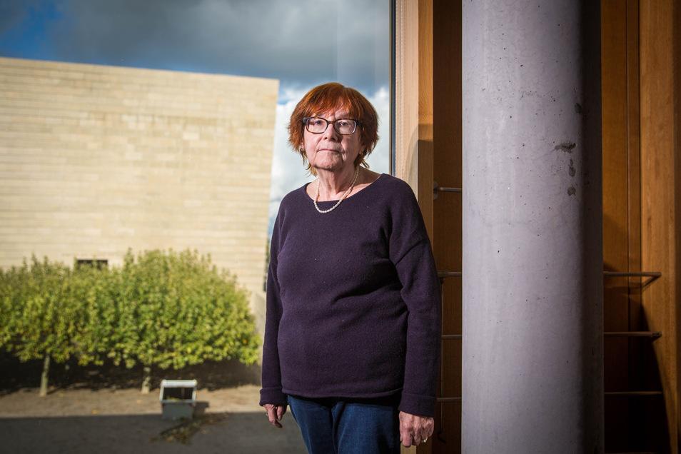 Nora Goldenbogen hat nicht mehr für den Vorsitz der Jüdischen Gemeinde zu Dresden kandidiert.
