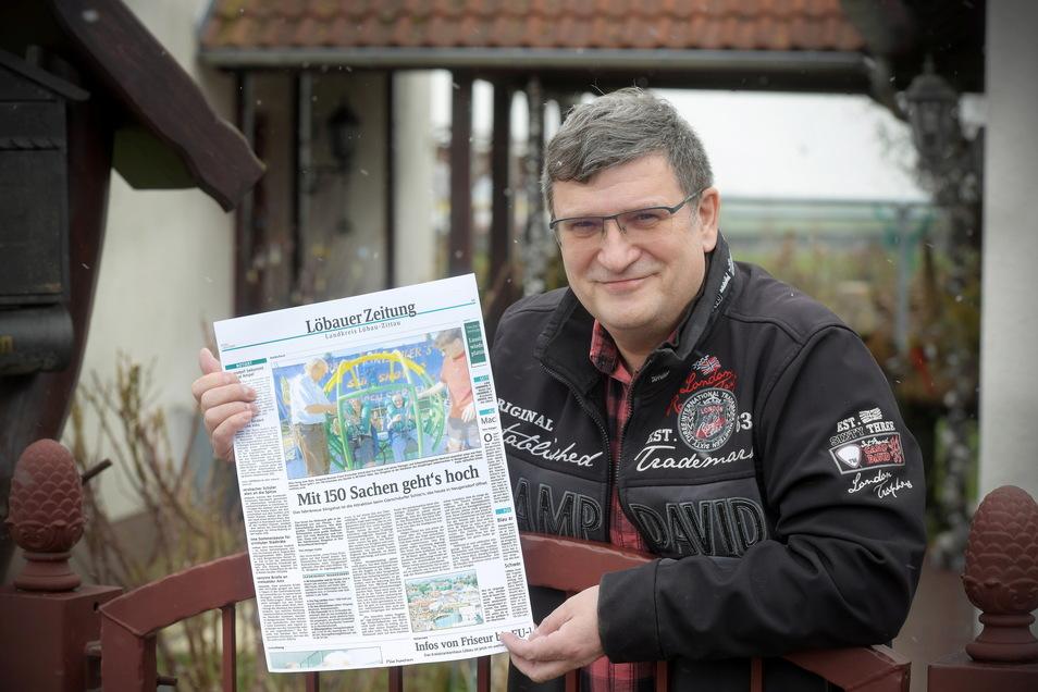 Diesen Artikel wird SZ-Redakteur Holger Gutte nicht vergessen.
