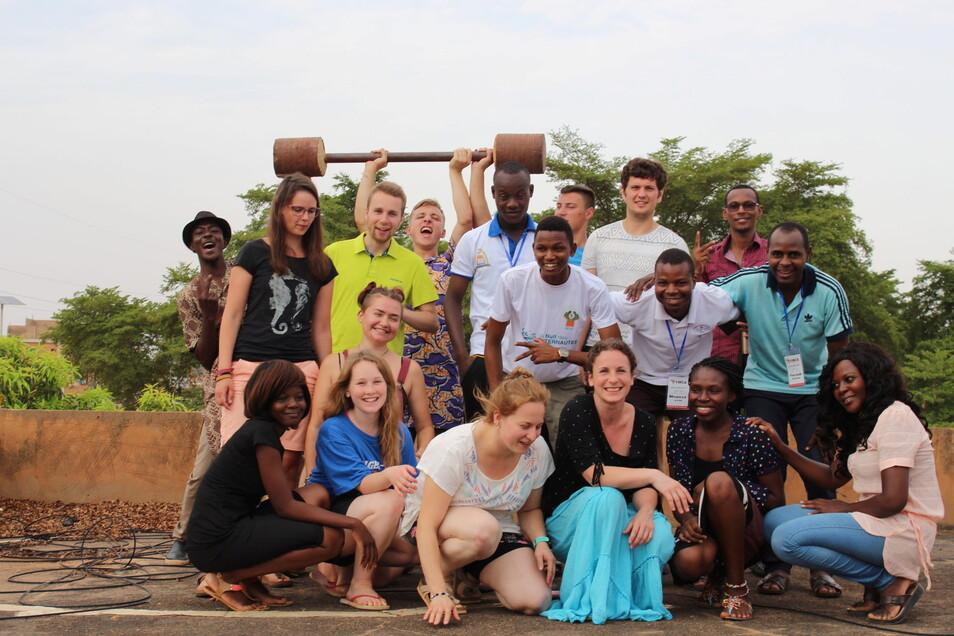 Die jüngste Jugendbegegnung des CVJM Schlesische Oberlausitz mit dem YMCA Niger fand 2019 in Niamey statt.