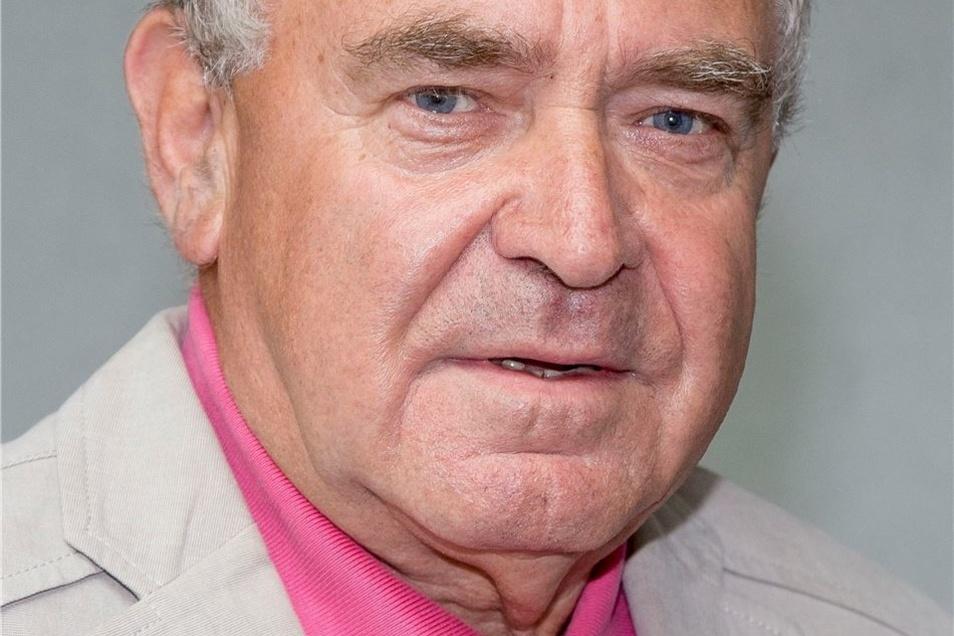 Das derzeit älteste Mitglied des Stadtrats, Manfred Kuge, will noch mal für die SPD ins Rennen gehen.