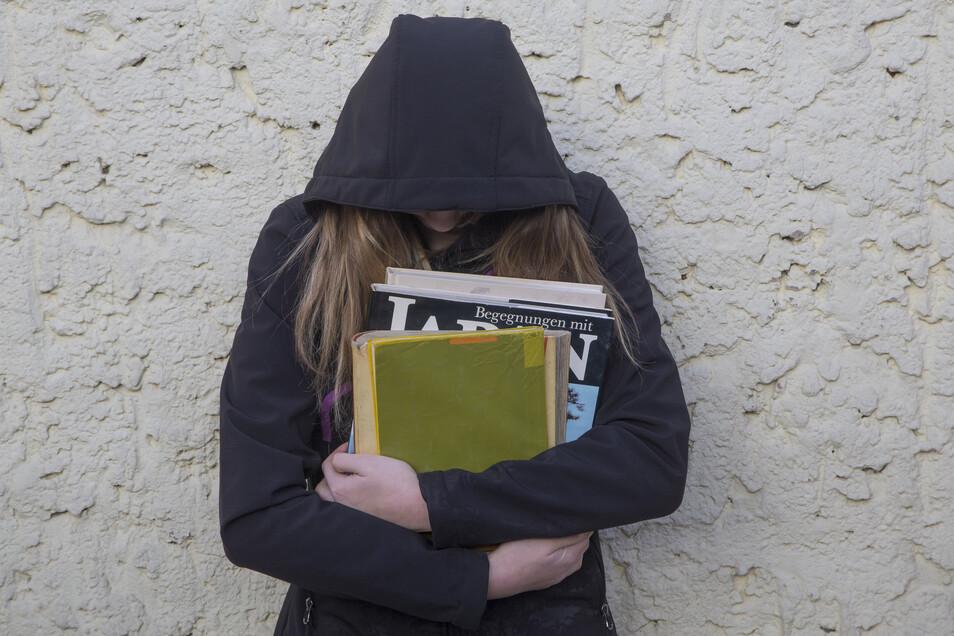 Viele Schüler in Sachsen leiden unter Sprach- oder Angststörungen, manche sogar an Depressionen.