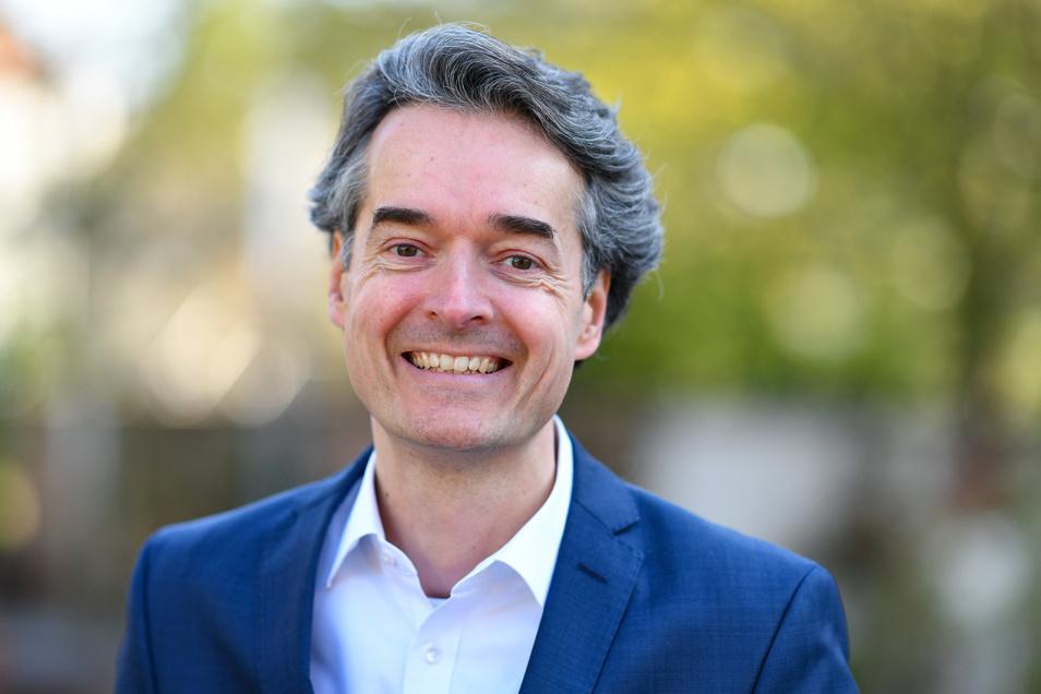 Alexander Mitsch, Bundesvorsitzender der Werte-Union.