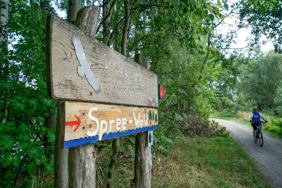 Idyllisch gelegene Radwege locken Familien und Naturliebhaber ins Heide- und Teichgebiet. Damit sie künftig noch bessere Bedingungen vorfinden, wollen drei Gemeinden gemeinsam investieren.