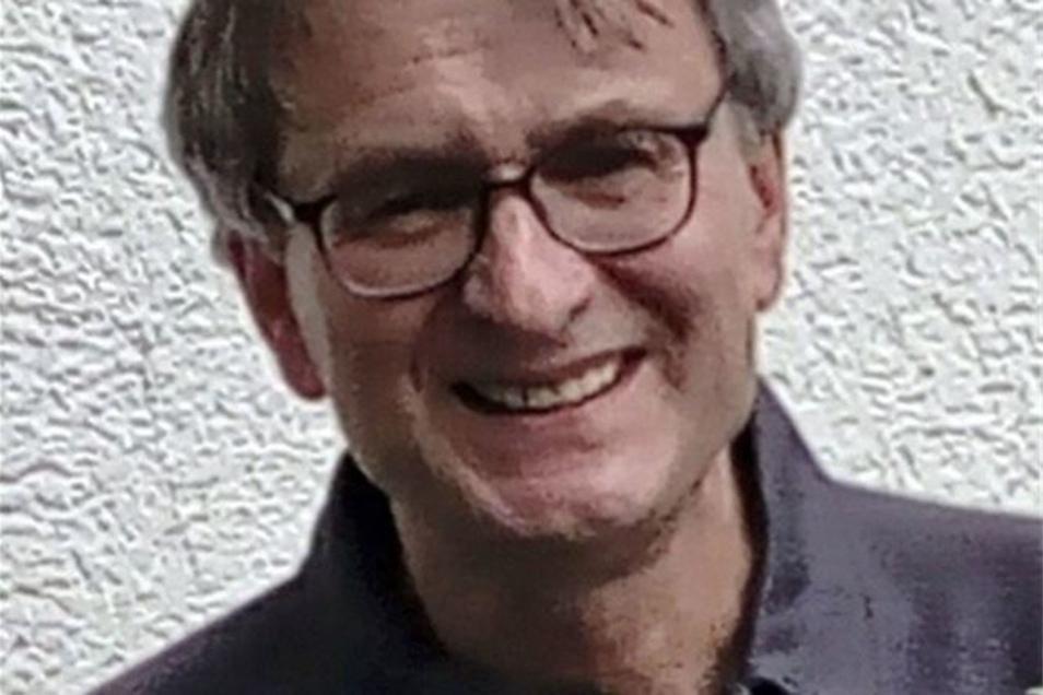 Jens Dzikowski aus Königstein ist als neuer Hüttenwart am Forststeig unterwegs.